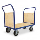 Chariot 2 dossiers bois amovibles 800kg