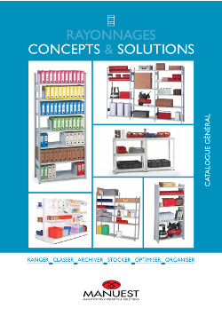 Catalogue Rayonnage